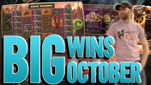 large WINS of Oct: A Crazy Month of HUGE WINS!