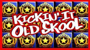 großer Gewinnbonus Konami RAWHIDE Spielautomat * OLD SKOOL STYLE! | Casino Bonus Gräfin
