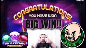 large Win From Starz Megaways!!