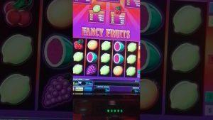 suur Win kasiino boonus - Fancy Fruits - Hasartmängude punane pime Seitsmes