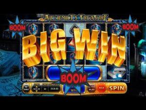 large Win on Alchemist's Treasure | Chumba casino bonus