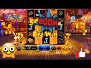 large Win on Buster Hammer   Chumba casino bonus