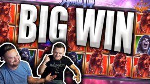 large Win on Spinal Tap Slot – casino bonus flow large Wins