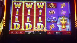 large win ..Golden Arab Republic of Egypt slot bonus at morongo casino bonus nine/10/2017