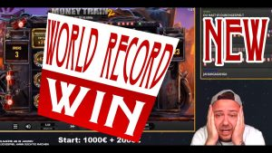 novel World tape Win on Money prepare 2   Best wins of the calendar week casino bonus