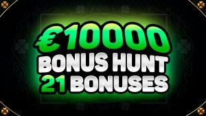€10000 BONUS HUNT RESULTS 🎰 21 ONLINE casino bonus SLOT MACHINE FEATURES | ft. TOMBSTONE & sugariness BONANZA