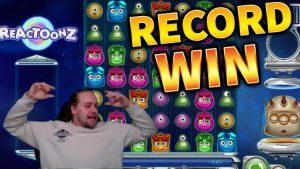 ONLINE casino bonus SLOT MACHINES large Win volume Of Ra, Reactoonz, Secret Of The Stones Paradise8 2021 novel