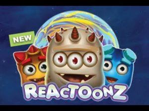 Reactoonz large WIN – casino bonus – Bonus circular (Huge Win)