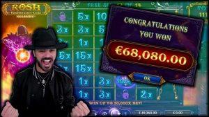 BIGGEST WIN OF ROSHTEIN ON HIS ain SLOT – ONLINE casino bonus BEST OF #58 🔥