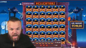 BIGGEST WINS OF THE calendar week #21 ★ €20,910 WORLD tape WIN ON HELLCATRAZ SLOT