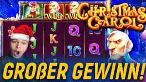 CHRISTMAS CAROL MEGAWAYS 250x WIN AUF HIGHROLL🔥 large Win im Online casino bonus [DE]