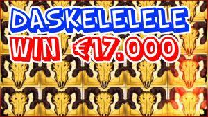Daskelelele Win €17.000 on volume of Shadows Slot – Insane Daskelelele large Win