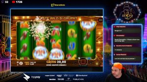 Dominicus FUN  BONUS purchase / large BETS  with SterO SlotS // goodness VIBES & CHILL //