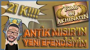 EN İYİ SLOT OYUNLARI! Tomb Of Akhenaten casino bonus Cio #slot #casino bonus #bigwin