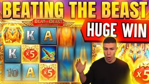 GIGANTIC CHANCE ON GRIFFIN'S Au – beat out THE BEAST 🎰 MASSIVE WIN ON THUNDERKICK ONLINE SLOT MACHINE