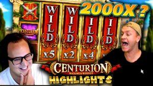 HUGE WIN on Centurion Megaways (Highlights)