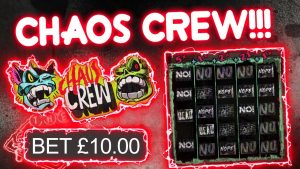 HUGE Win or neglect??? on Chaos Crew!!!