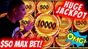 High boundary Dragon CASH Slot ►large HANDPAY JACKPOT◄ – $50 MAX BET | Crazy High boundary activeness