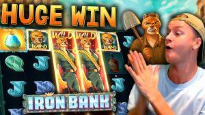 Huge Win on atomic number 26 Bank!