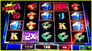 I LANDED large WINS 4 money BONUS! MEGA VAULT & CHILI CHILI flame SLOT MACHINE