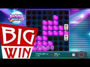 JAMMIN JARS slot CRAZY BIGGEST WIN | Best wins of the calendar week online casino bonus