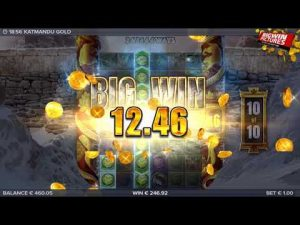 Katmandu atomic number 79 Slot – release Spins large Wins!