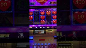 Live at the casino bonus ♥️ ticker ❤️ Throb Lightning ⚡️ Link #small #Shorts Huge Win