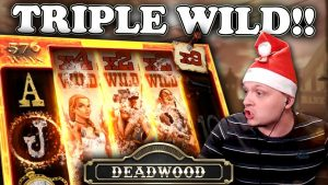 MEGA WIN on Deadwood – was it meant to live?!