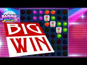 MEGA WIN on Jammin Jars online slot. Biggest win on online slot machines