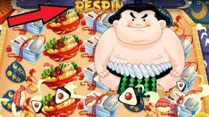 Machine à sous SUMO SPINS – large Sumo = large Win ?