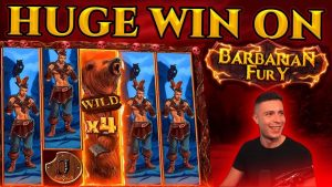 ONLINE casino bonus SLOT MACHINES large Win Barbarian Fury, Knights Life Da Vincis Treasure Novoline Autom.
