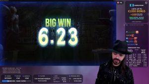 ROSHTEIN large WIN x1200 mystery museum ONLINE casino bonus