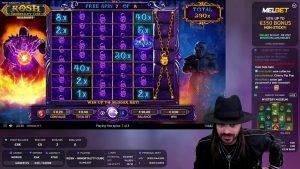 ROSHTEIN large WIN x1390 Rosh Cube  ONLINE casino bonus