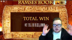Ramses volume ULTRA WIN (MUST ticker) Slot Machine Online casino bonus Ramses volume