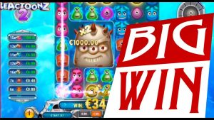 Reactoonz 2 Biggest Win | Best wins of the calendar week casino bonus