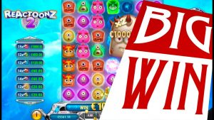 Reactoonz 2 | tape large WIN on Reactoonz 2 online slot. Best wins of the calendar week casino bonus