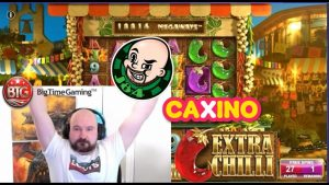Really large Win From Extra Chilli!!