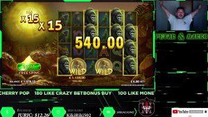 SILVERBACK X1500 MEGA large WIN