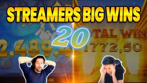 STREAMERS large WINS #20 | 1383x! | 2020