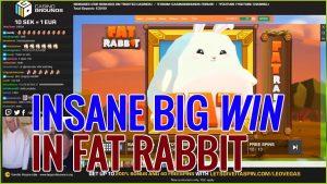 Streamer LetsGiveItASpin Win 21.000€ inward obese Rabbit Slot – Insane large Wins