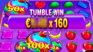THIS IS WHY WE PLAY sugariness BONANZA 🍭 OMG SUPER large WIN hither €…. X160😱 INSANE BONUS purchase COMEBACK‼️
