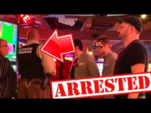 💥👮💥 The casino bonus Wanted To ARREST ME After WINNING THIS JACKPOT!💥👮💥