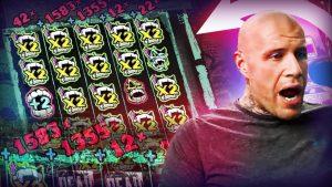 ULTRA large WIN x4643 CHAOS CREW SLOT  TOP 5 WINS past times casino bonus STREAMER
