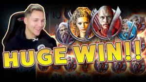 Vikings large Win – HUGE WIN on casino bonus Game from CasinoDaddy