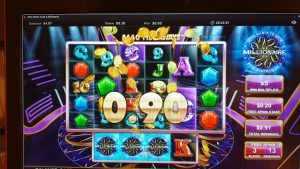 Who wants to live a millionaire online casino bonus large win 0.20$