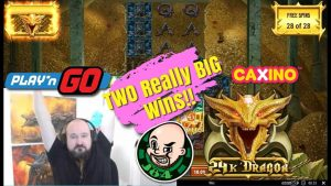 ii Really large Wins From 24K Dragon Slot!!