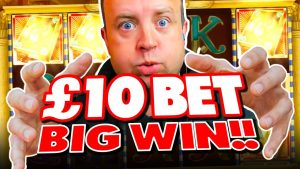 large £3000 BONUS HUNT with High Stakes large Win !