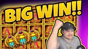 large WIN!!! Ancient Arab Republic of Egypt Classic large WIN – Online casino bonus from CasinoDaddy (Gambling)