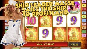 large WIN!!!!! Captain Venture bonus circular Huge Win from LIVE flow (casino bonus Games)