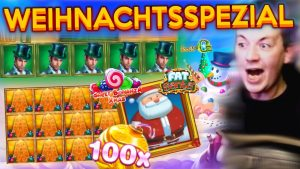 large WIN WeihnachtsSpezial Online casino bonus Compilation mit obese Santa, Ramses volume Xmas, sweetness Bonanza
